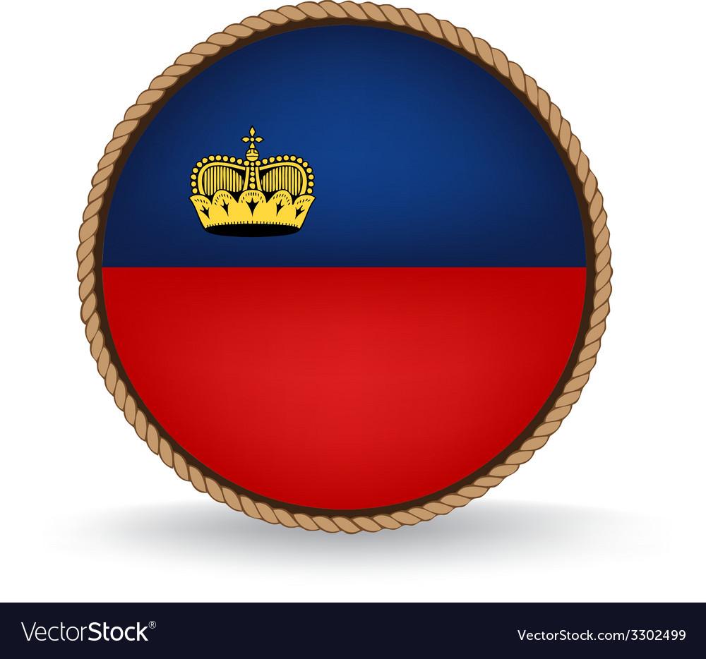 Liechtenstein seal vector | Price: 1 Credit (USD $1)