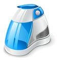 Air humidifier vector