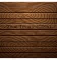 Dark wood plank texture vector