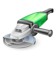 Angle grinder vector