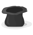 Hat beggar vector