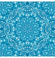 Oriental ornate seamless pattern vector