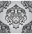 Lion head seamless pattern vector