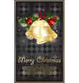 Decorative christmas background vector