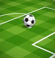 World soccer championship vector