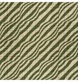 Decorative textile print vector