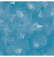 Crystals frozen background design template vector