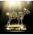 New year symbol vector