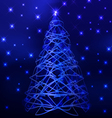 Christmas night luxury backgrounds 1 vector
