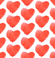 Aguarel heart vector