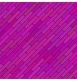 Pink brick background vector