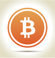 Bitcoin money vector