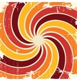 Abstract spiral grunge pattern background vector