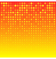 Abstract bright orange background for your design vector