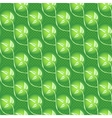 Seamless abstract grass leaf background vector