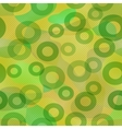 Abstract green pattern seamless vector