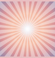 Sunrise sun sunburst pattern vector