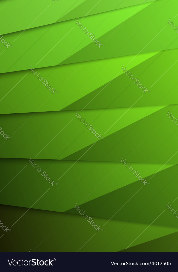 Green layer business folder mock up template vector | Price: 1 Credit (USD $1)