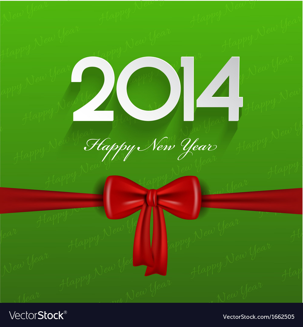Happy new year background 1710 vector | Price: 1 Credit (USD $1)