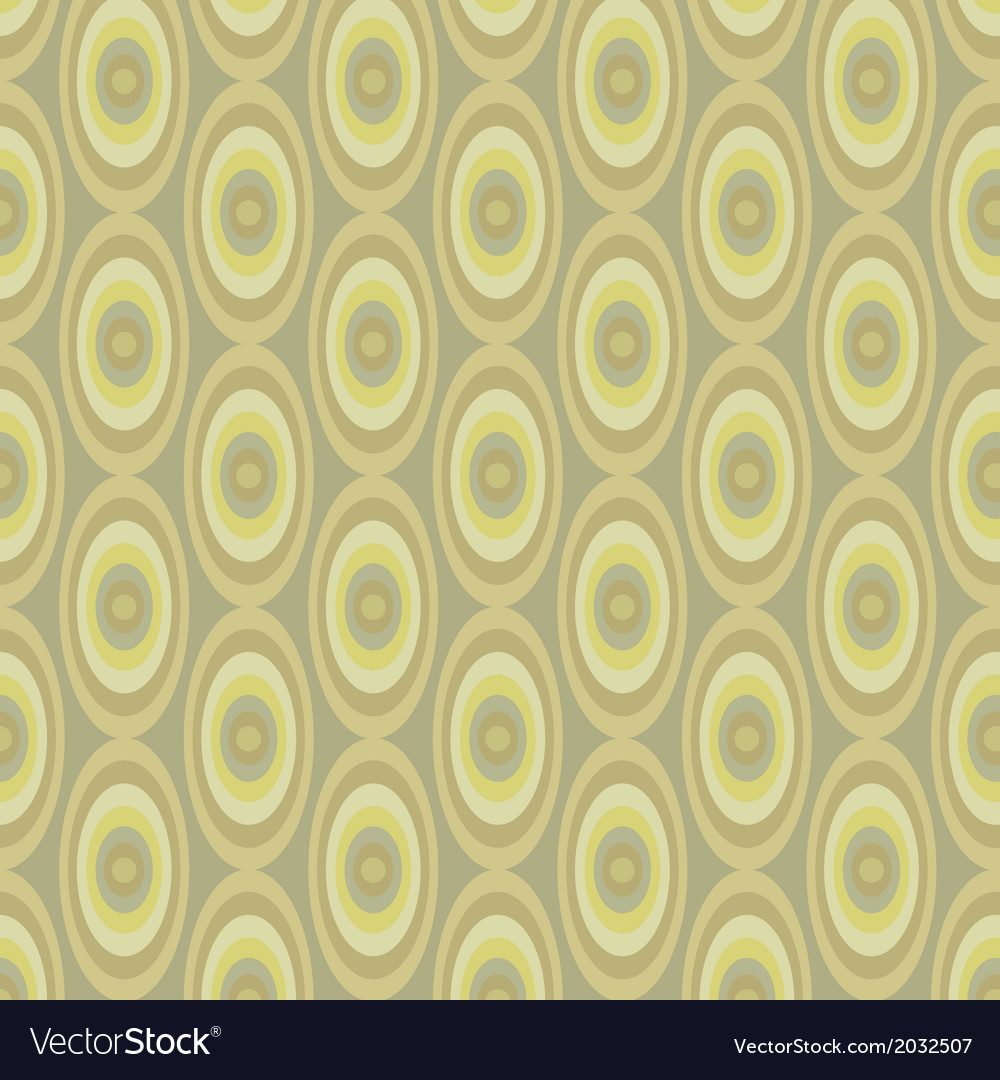 Abstract khaki pattern from ovals vector | Price: 1 Credit (USD $1)