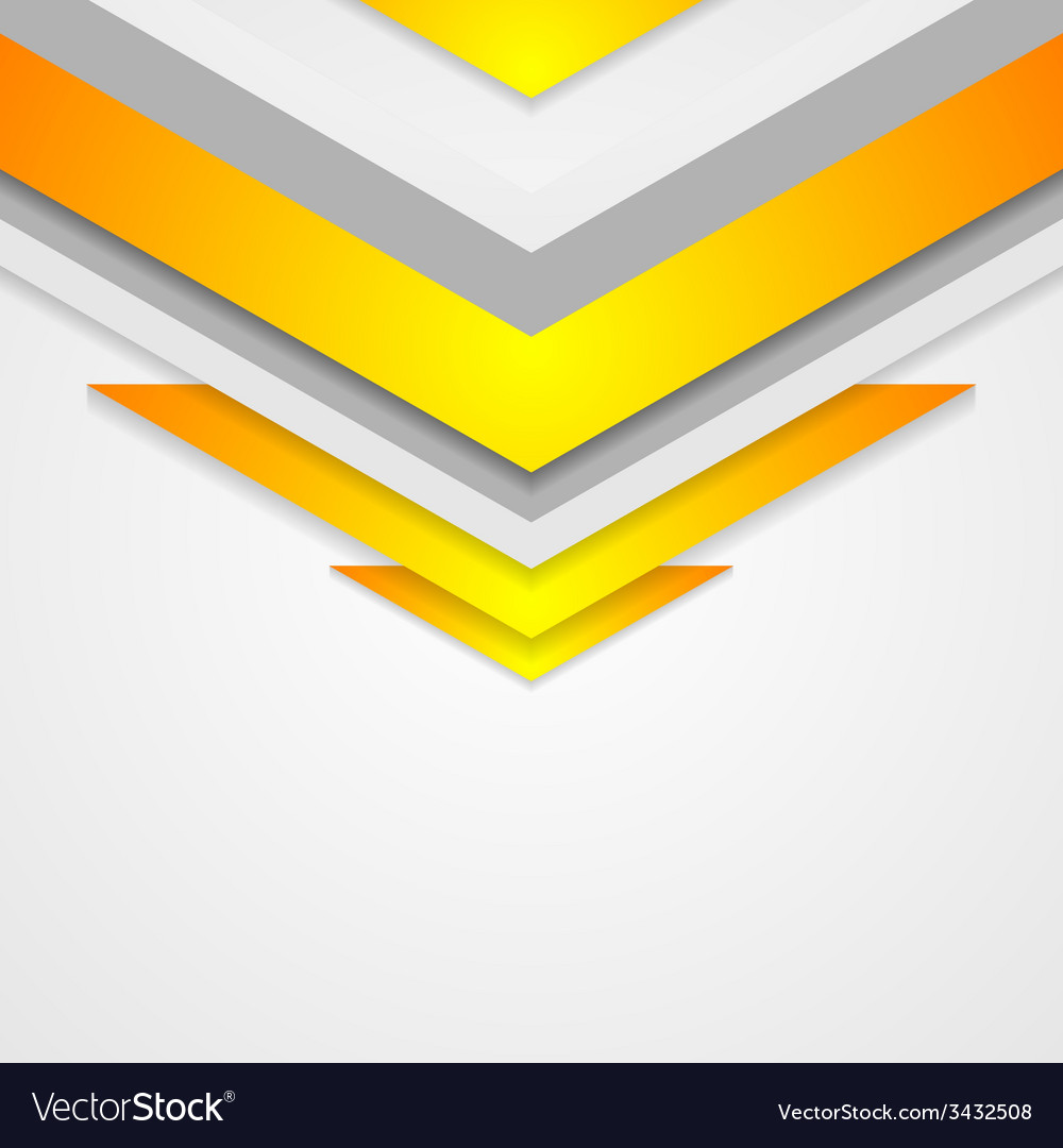 Abstract corporate background with arrows elements vector   Price: 1 Credit (USD $1)