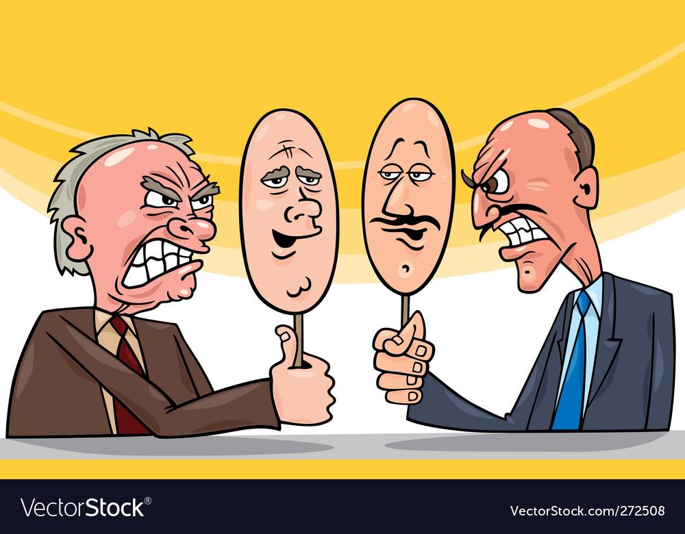 Politicians vector | Price: 1 Credit (USD $1)