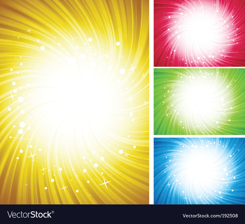 Shining color background vector | Price: 1 Credit (USD $1)