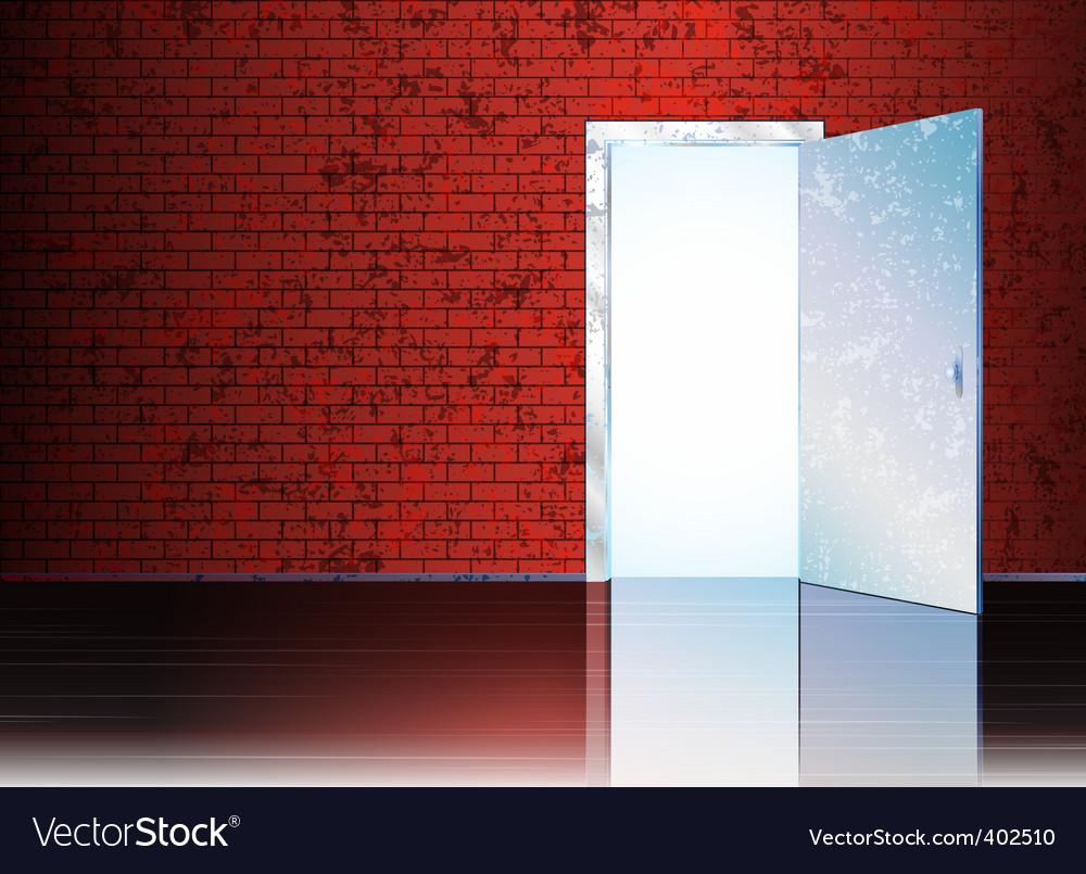 Open door vector   Price: 1 Credit (USD $1)