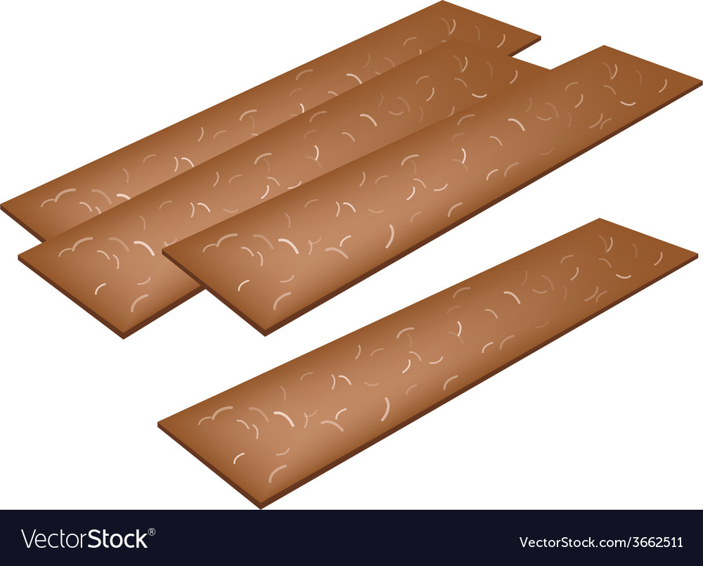 Japanese traditional sweet of raw yatsuhashi vector | Price: 1 Credit (USD $1)