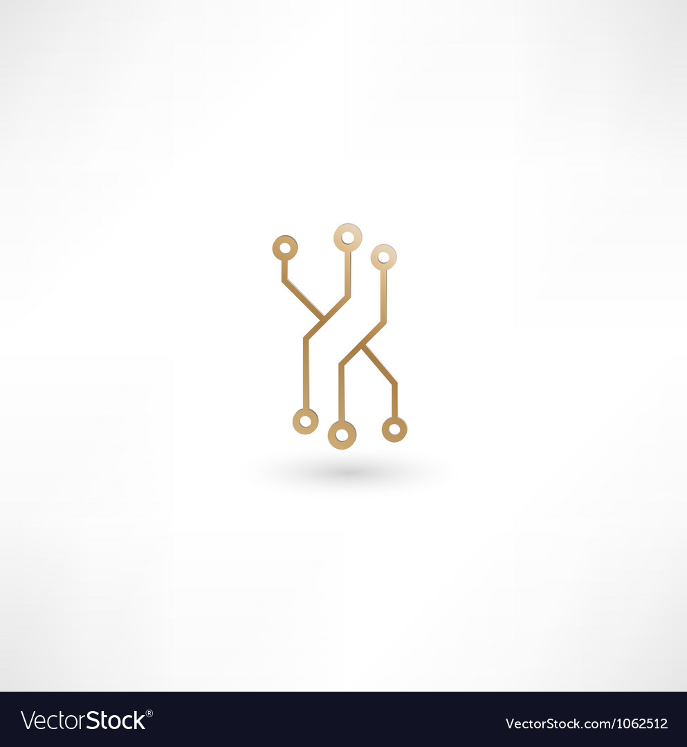 Chip icon vector   Price: 1 Credit (USD $1)