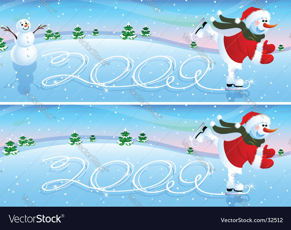 Snowman vector | Price: 3 Credit (USD $3)