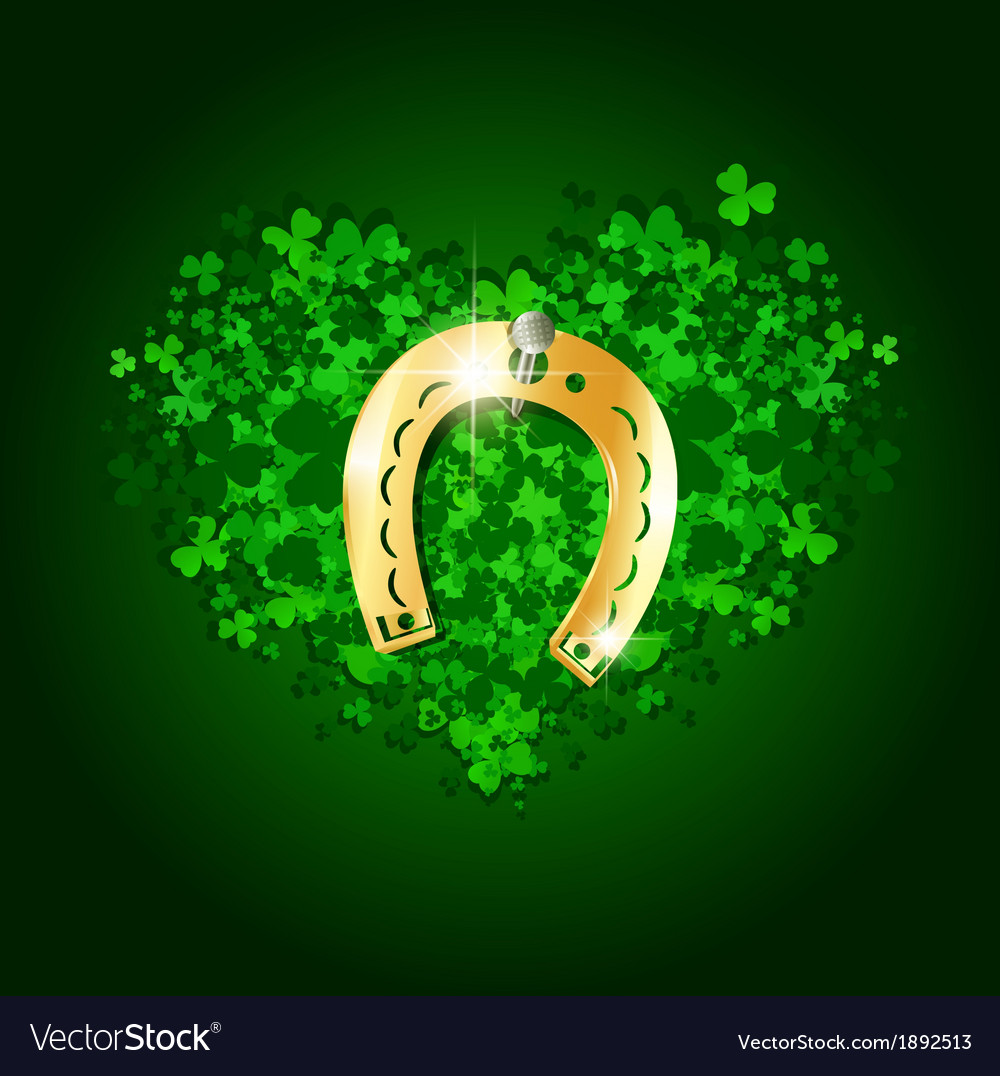 Saint patrick day background vector | Price: 1 Credit (USD $1)