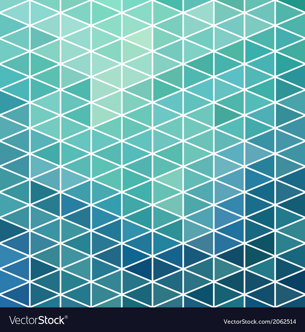 Geometric pattern with geometric shapes rhombus vector | Price: 1 Credit (USD $1)
