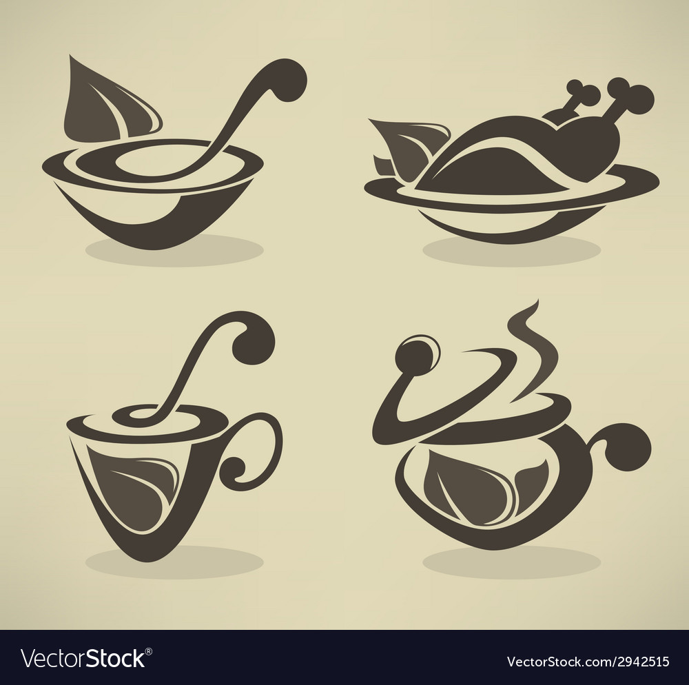 Food images vector | Price: 1 Credit (USD $1)