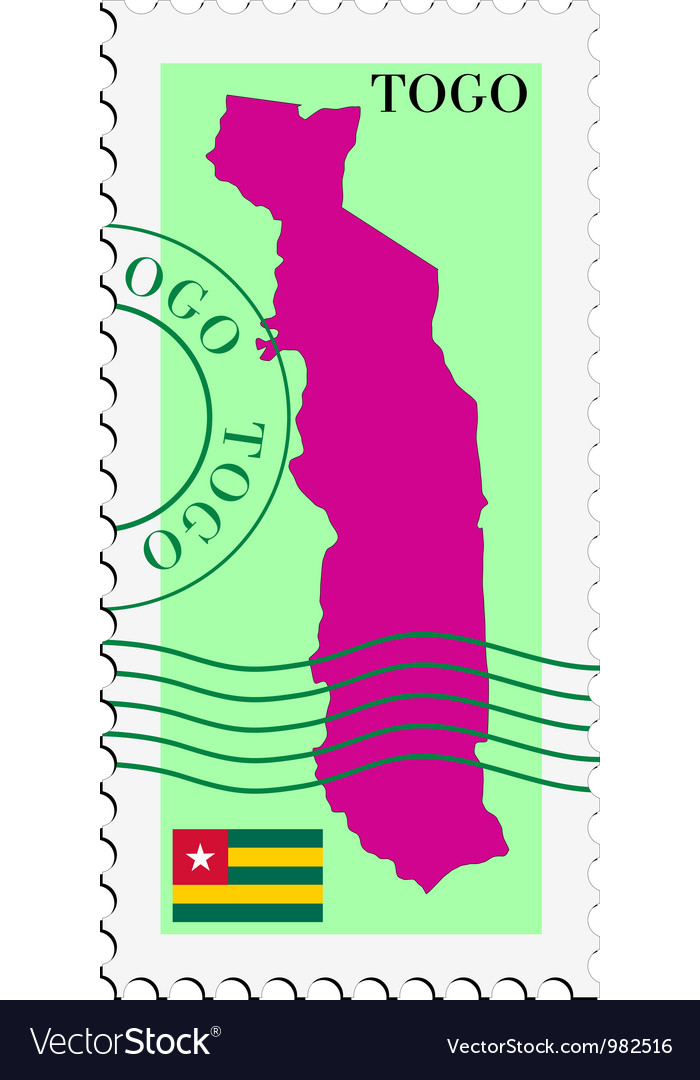 Mail to-from togo vector | Price: 1 Credit (USD $1)