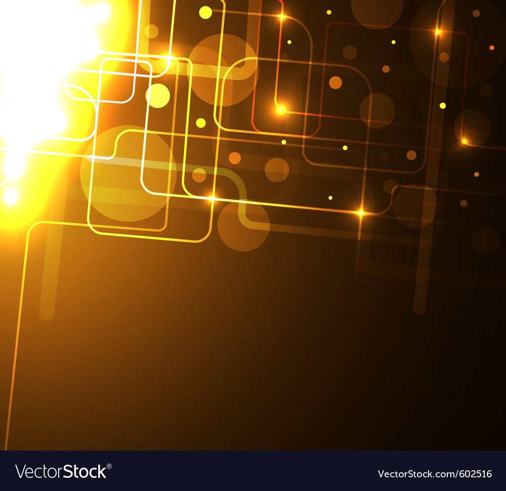 Stylized glowing background vector | Price: 1 Credit (USD $1)