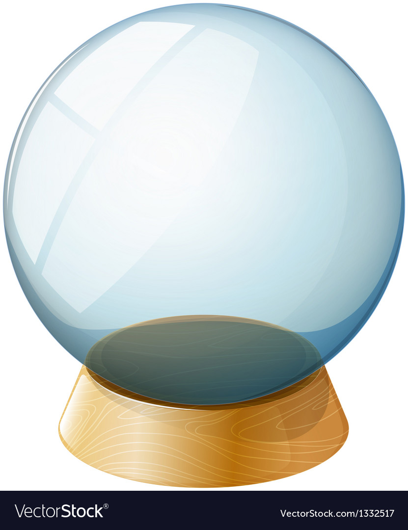 A transparent dome vector | Price: 1 Credit (USD $1)