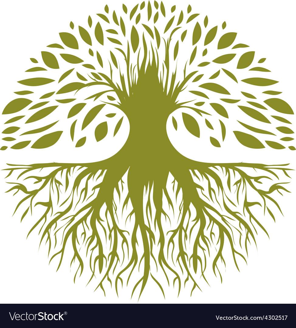 Tree logo design vector | Price: 1 Credit (USD $1)