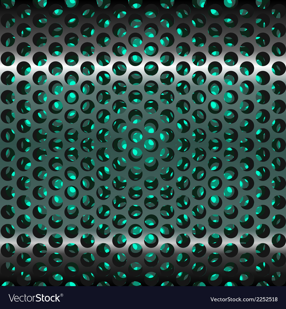 Mesh metal grate as background grill vector | Price: 1 Credit (USD $1)
