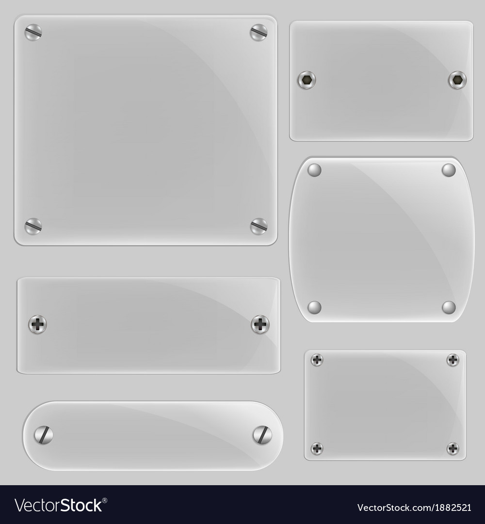 Glass framework vector | Price: 1 Credit (USD $1)