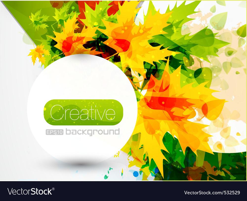 Autumn winter vector | Price: 1 Credit (USD $1)