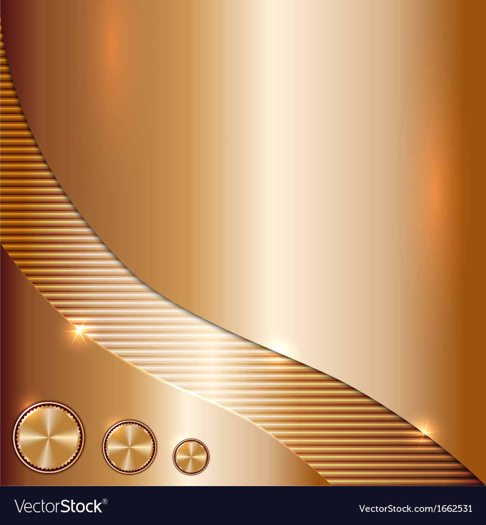 Metal copper background vector   Price: 1 Credit (USD $1)