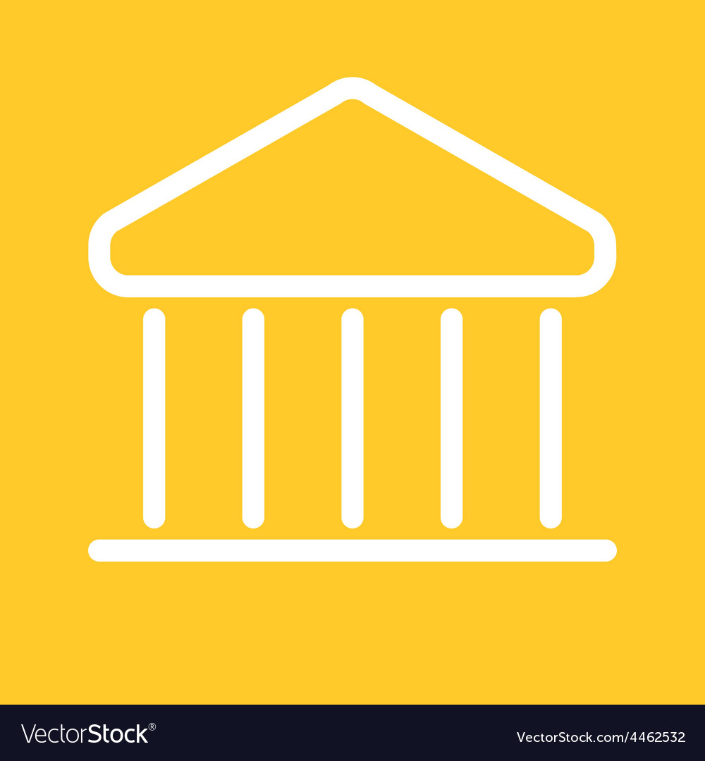 Local banks vector | Price: 1 Credit (USD $1)