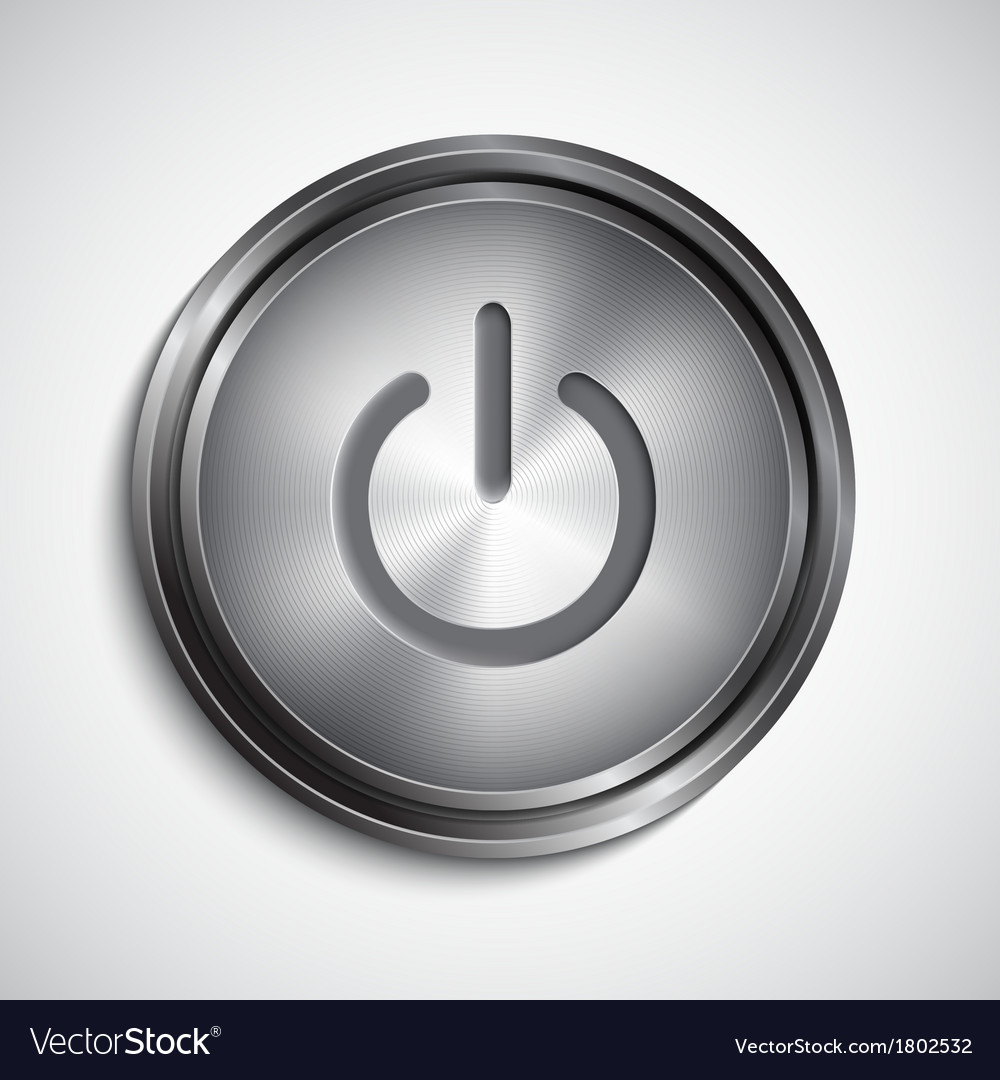 Onoff button vector | Price: 1 Credit (USD $1)