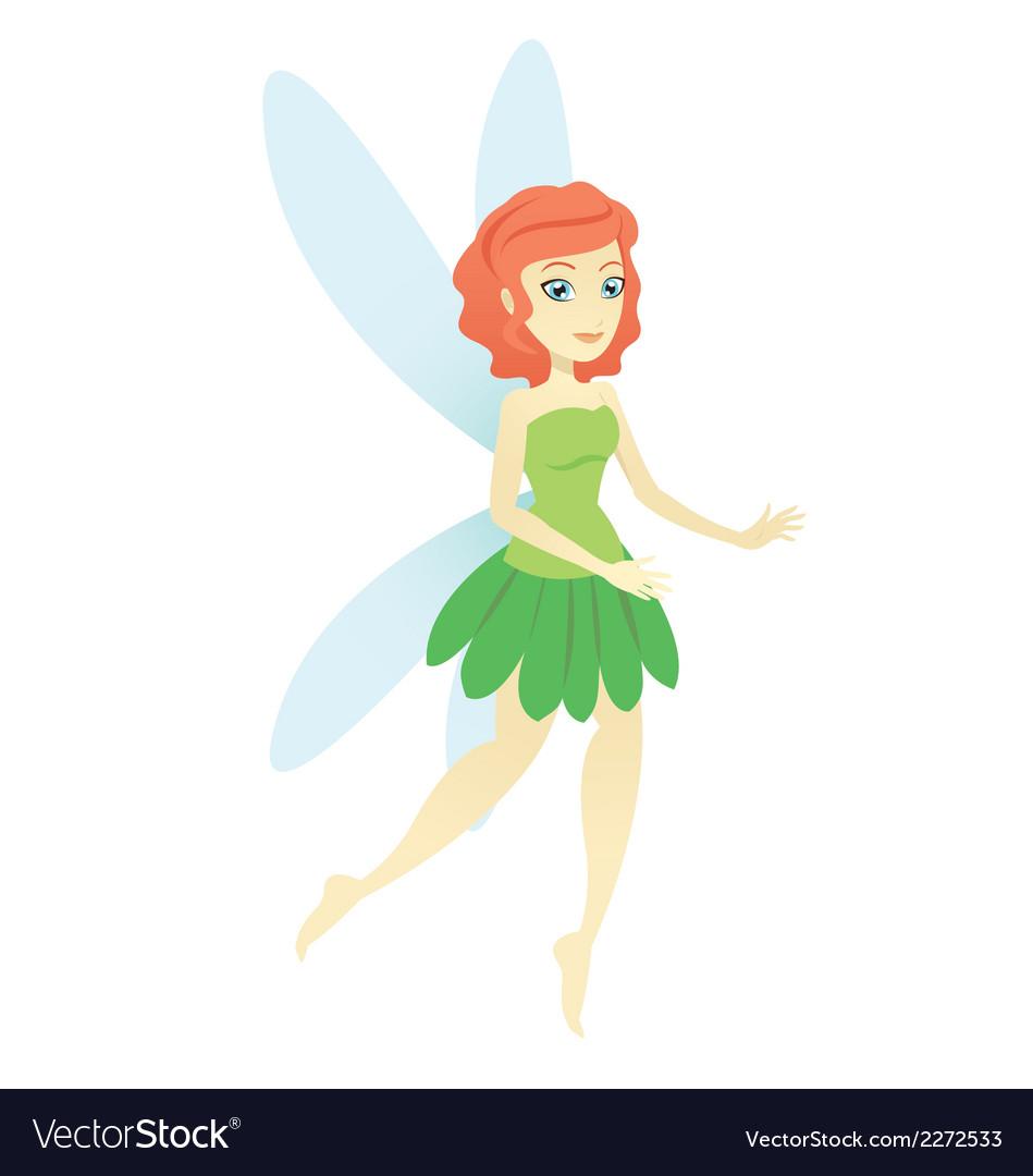 Green fairy vector   Price: 1 Credit (USD $1)