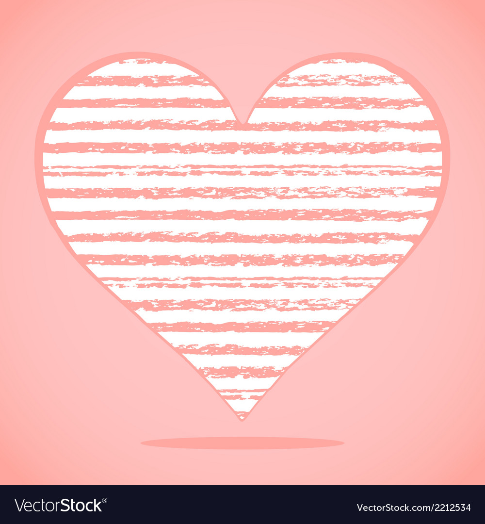 Big heart vector | Price: 1 Credit (USD $1)