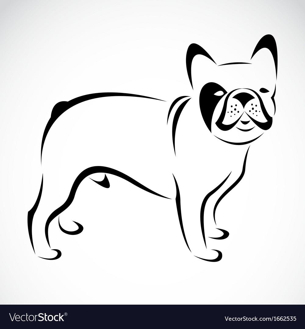 Dog d1 vector | Price: 1 Credit (USD $1)
