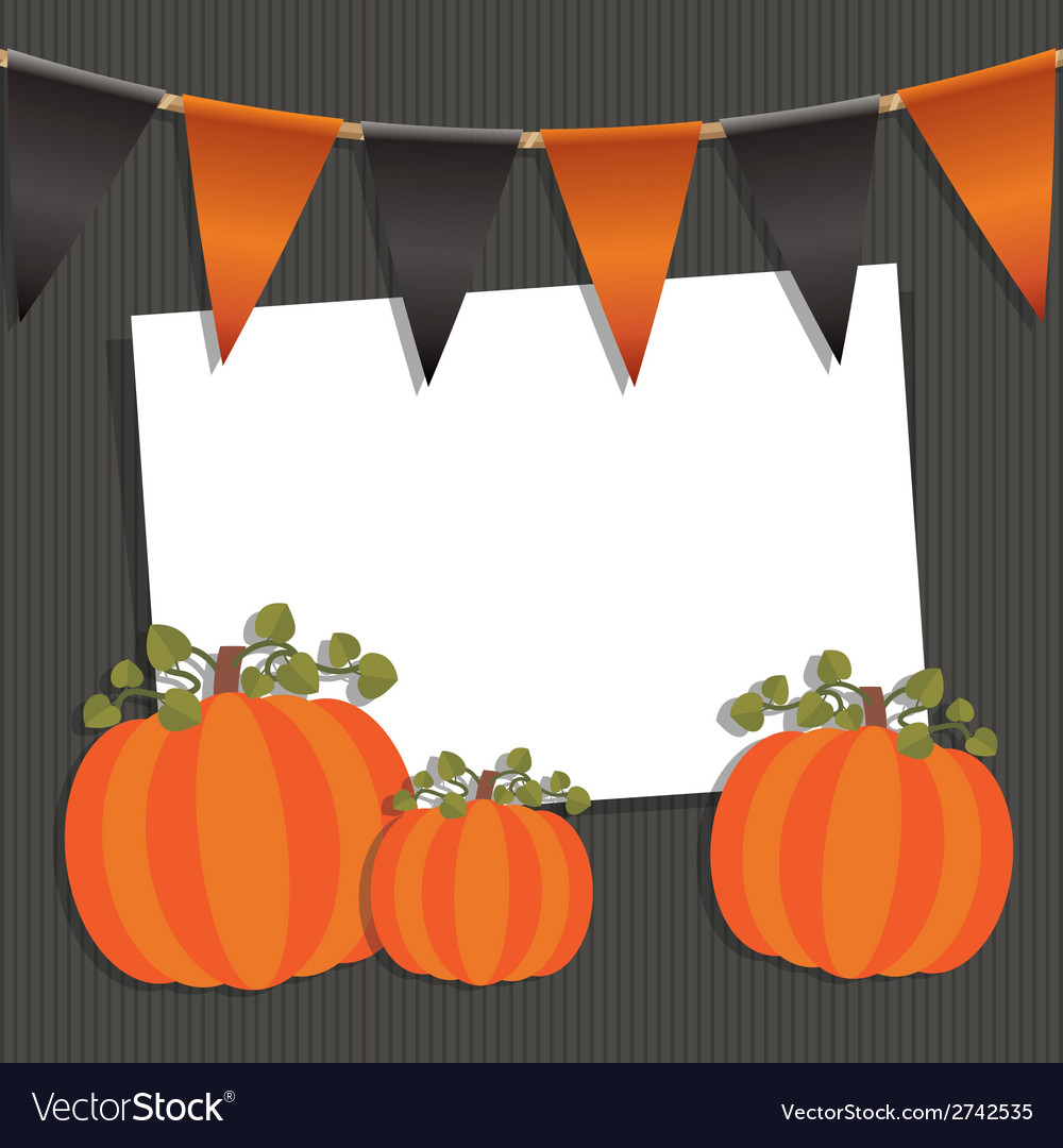 Halloween ornament vector | Price: 1 Credit (USD $1)