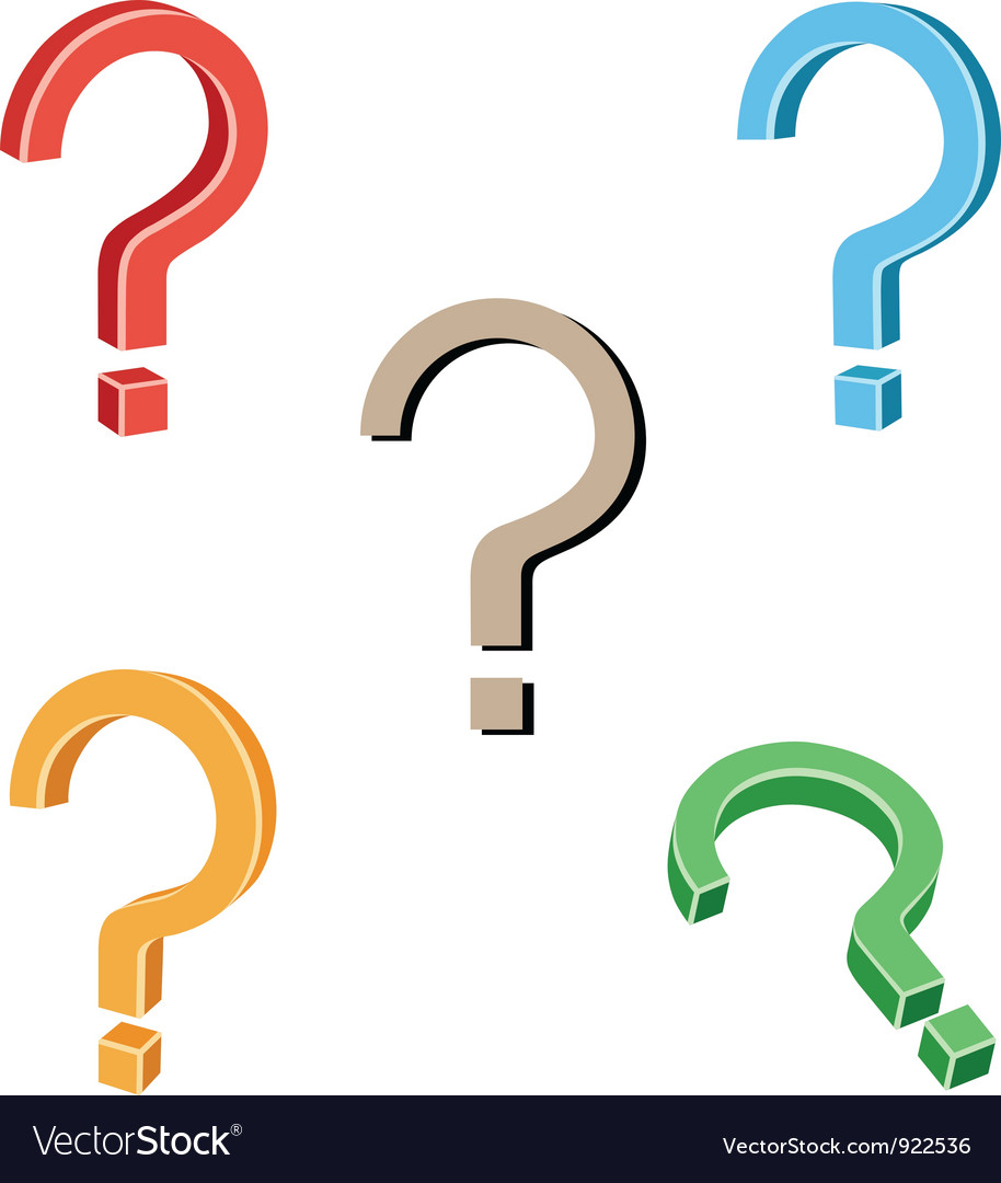 Question symbol vector   Price: 1 Credit (USD $1)