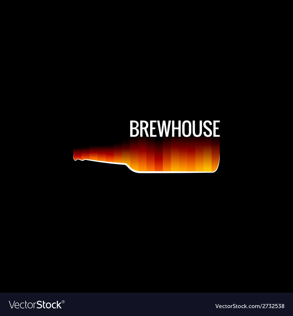 Beer glass fire design background vector   Price: 1 Credit (USD $1)